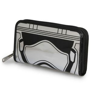 Loungefly Star Wars Captain Phasma Embossed Wallet